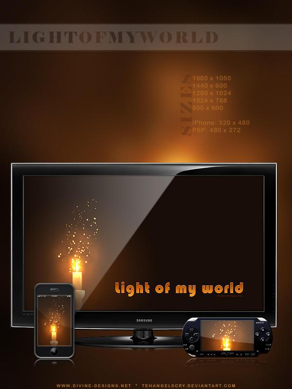 Light of my World by TehAngelsCry