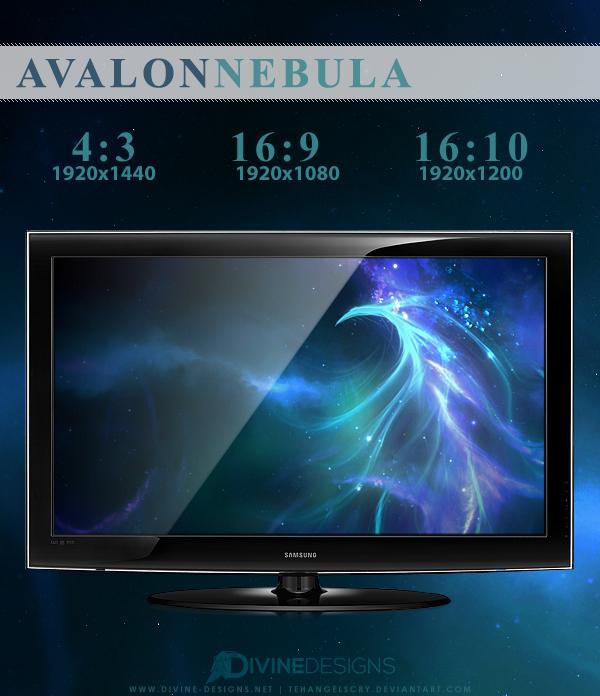Avalon Nebula by TehAngelsCry