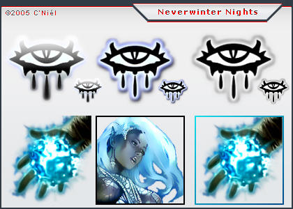 Neverwinter Nights iconpack by PhoxyDK