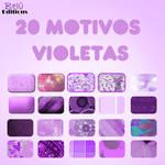 +20 Motivos Violetas