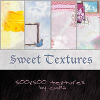 Sweet textures by Cufla