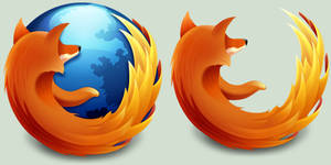 Firefox layer icon