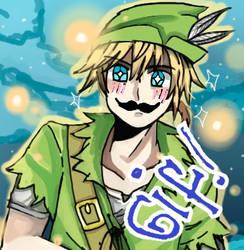 vocaloid: portrait of pirate F