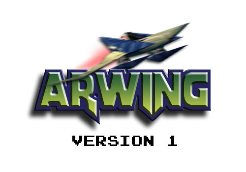 Arwing - Version 1 by Jackster3000