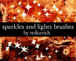 Sparkles and Lights Brushes