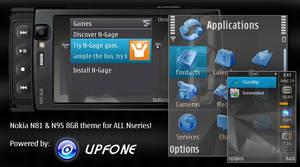 OVI N81 N95 8GB themes