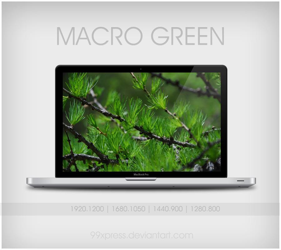 MACRO GREEN by 99xpress
