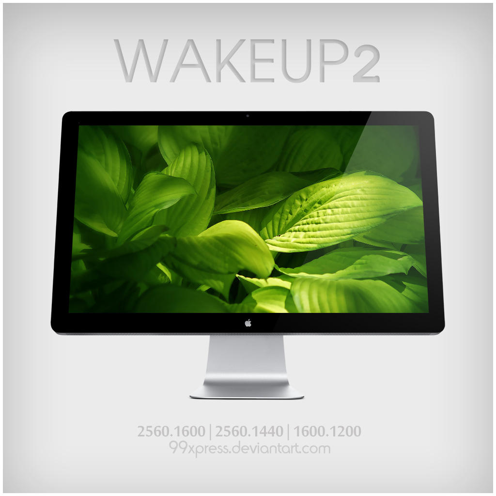 WAKEUP2 by 99xpress