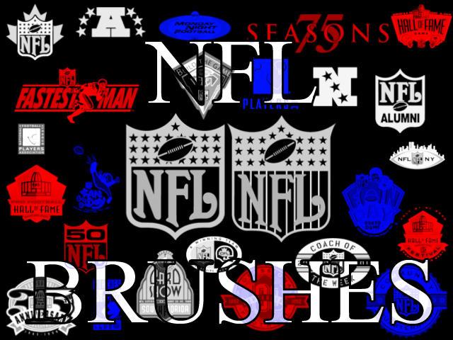 NFL Logos by UneekResources