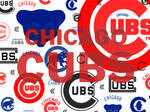 Chicago Cubs Brush Pack
