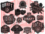 NFL Draft Brush Pack