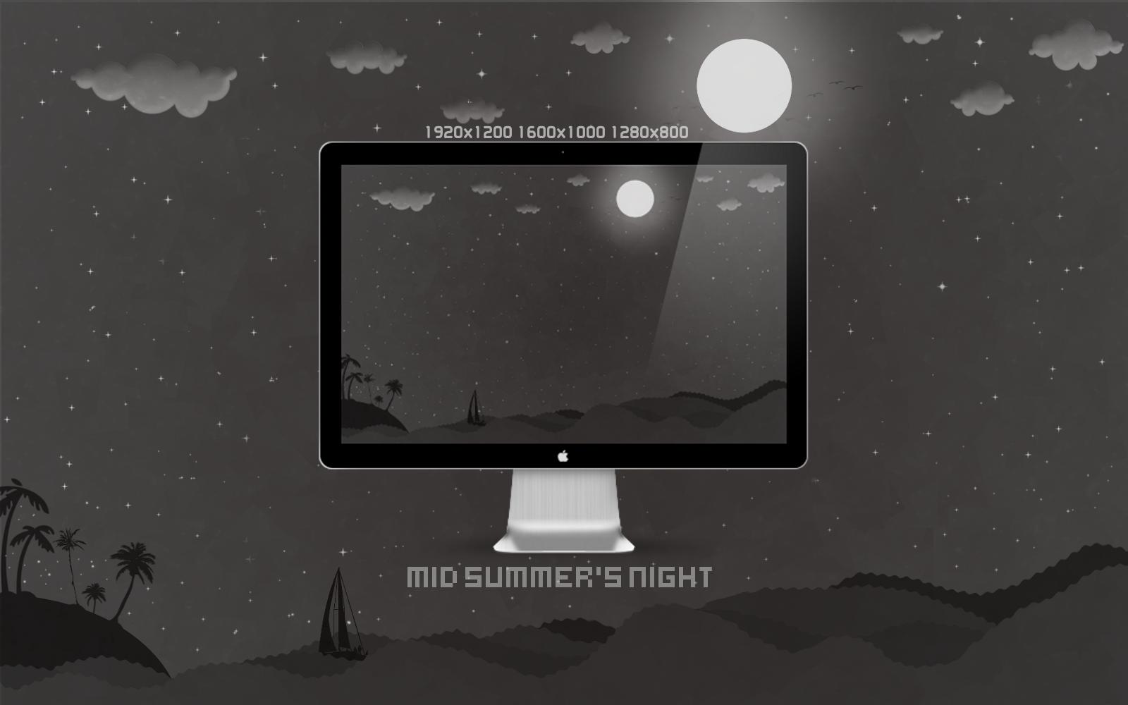 Mid Summer's Night by g0rg0d