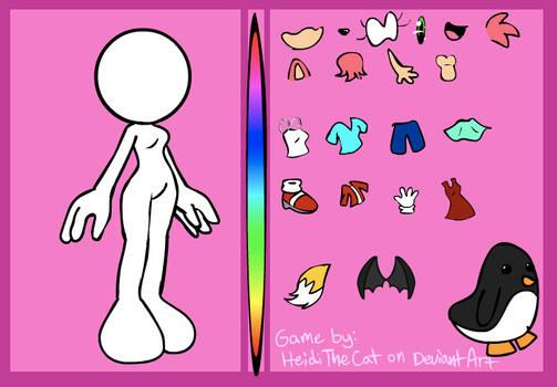 Sonic Fan Character Doll-Maker by SonicsChilidog