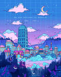 Lavender Town by SeerLight