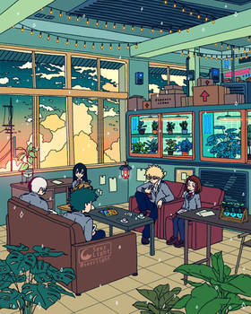 U.A. Club Room