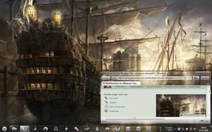 Modified Aero for Windows 7 by warulez