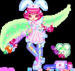 Magical Nurse Witch Komugi