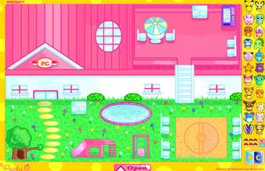 Interactive Pokemon Centre by Princess-Peachie