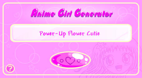 Anime Girl Generator by Princess-Peachie