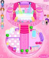 Ballerina Girl Playset by Princess-Peachie