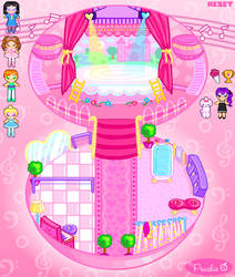 Ballerina Girl Playset by Princess-Peachie