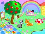 Cute Happy Interactive Playset