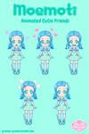 Moemoti Commission - Fairy Kei Cutie