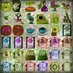 Icons Alice