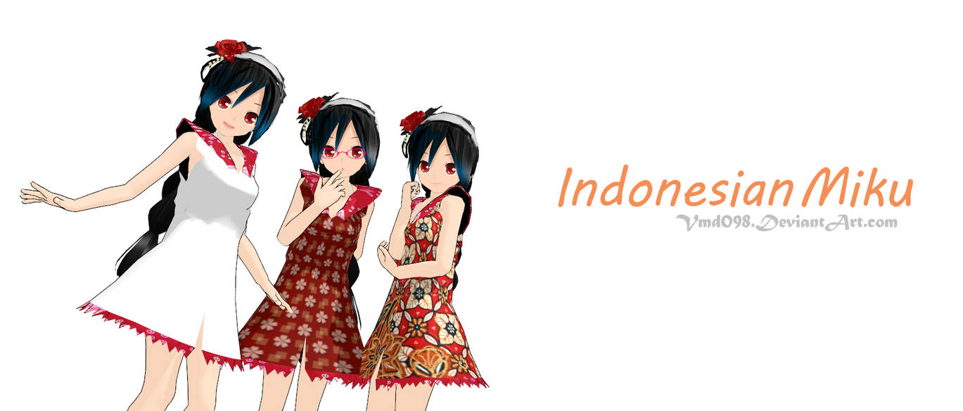 The Indonesian Miku (Download)