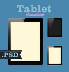 Tablet PSD