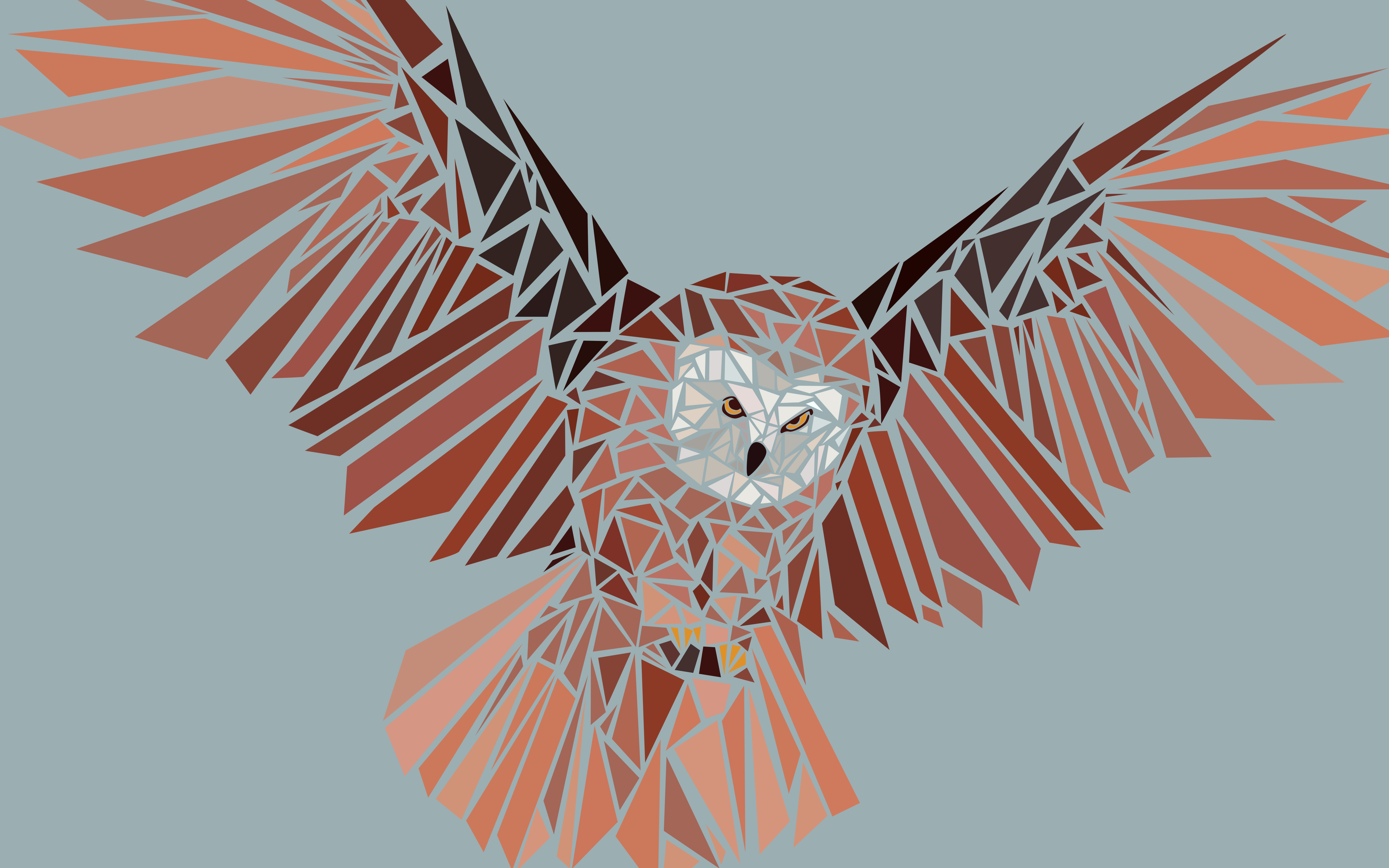 Owl Vector by shesta713