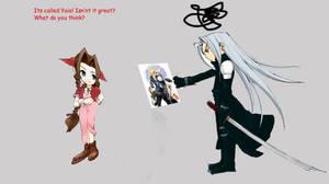 Sephiroth hates Yaoi