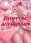 CE: SweetheartTarot's OC (Painting Animation) by VexingYA