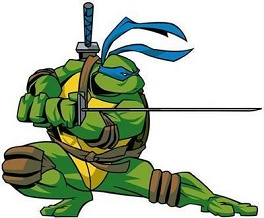 Leonardo (2003) fights with honor in Death Battle by ...