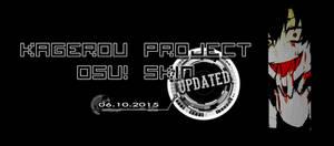 Kagerou project Osu! skin by Lyra-Kizzle08