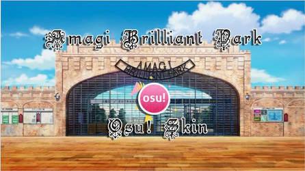Amagi Brilliant Park Osu!Skin