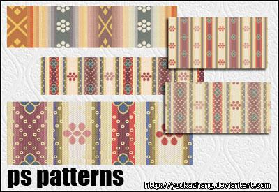 japeness patterns2 by yuukazhang