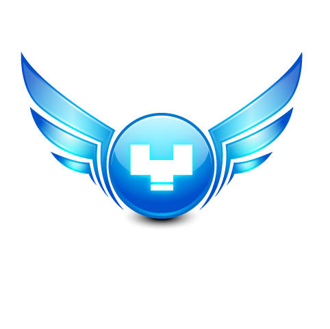 My logo by ypf on deviantart for Logo de empresa gratis