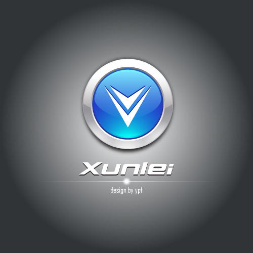 Logo for Xunlei_2 by ypf
