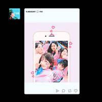 V Line App hearts Png