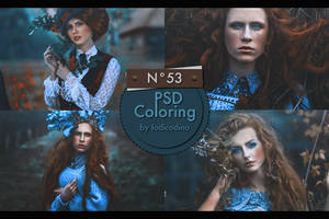 PSD Coloring 53 by Iodicodino