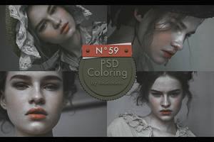 PSD Coloring 59 by Iodicodino