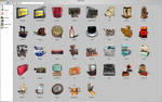 Antique Mac Icons