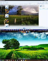 Windows 7 wmp12 modded