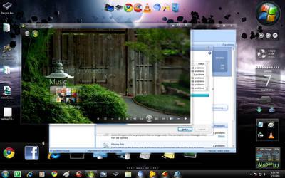 Windows 7 Media Center Modded