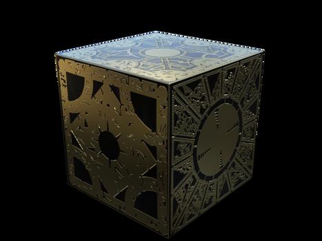 Hellraiser - Puzzle Box Prop for DAZ Studio