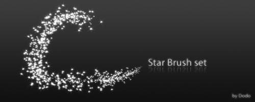 Star brush by Dodokiller