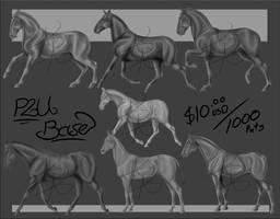 Base - My old Horse bases