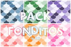 [Pack] Fonditos Kawaii 3 by R-bleiy