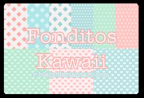 [Pack] Fonditos Kawaii 5
